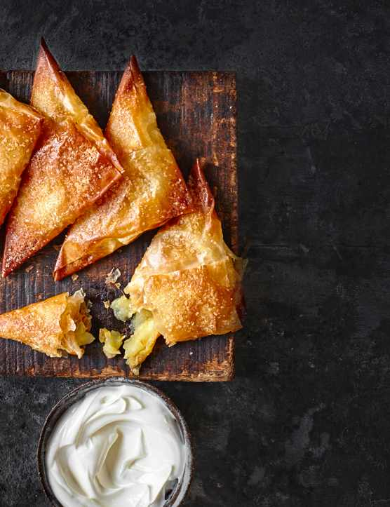 Apple Turnover Recipe with Dulce De Leche