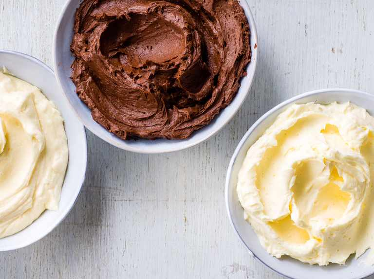 Basic Buttercream Frosting Recipe Olivemagazine