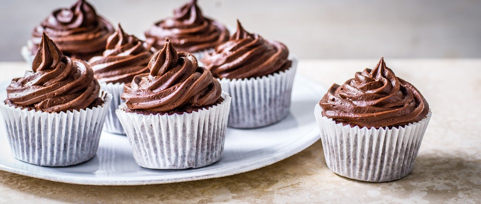 Classic Chocolate Cupcakes Recipe Olivemagazine