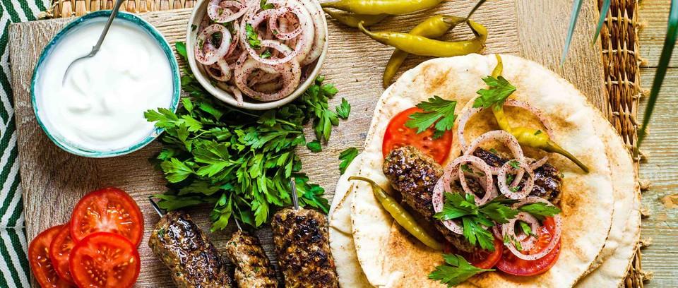 Turkish Lamb Kebab Recipe Olivemagazine