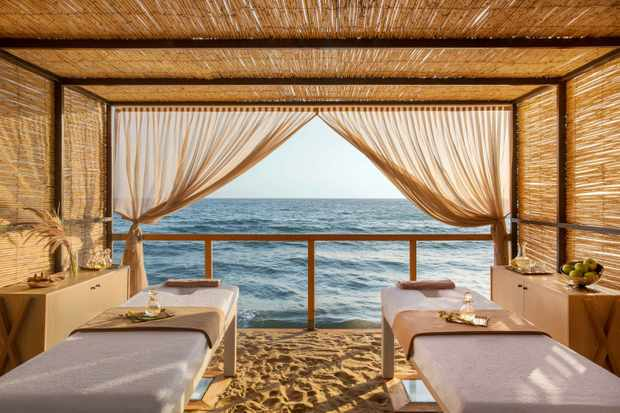 Club Marvy Spa With view of the sea