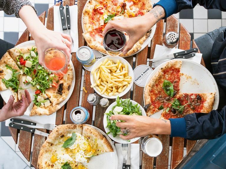 Best pizza restaurants in the UK