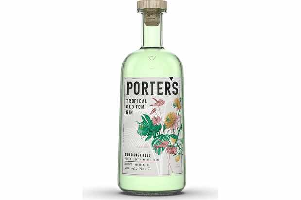 Porters Tropical Gin