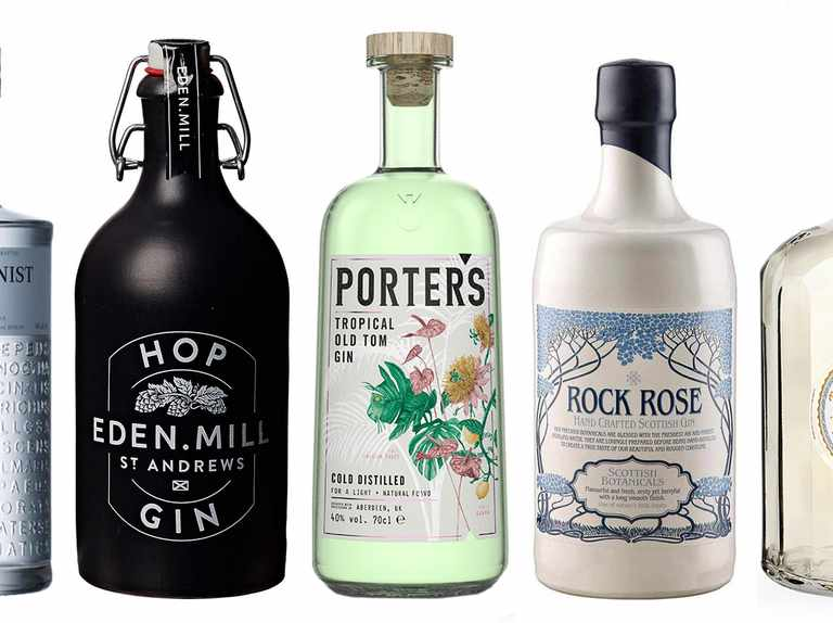 11 Scottish gins to try