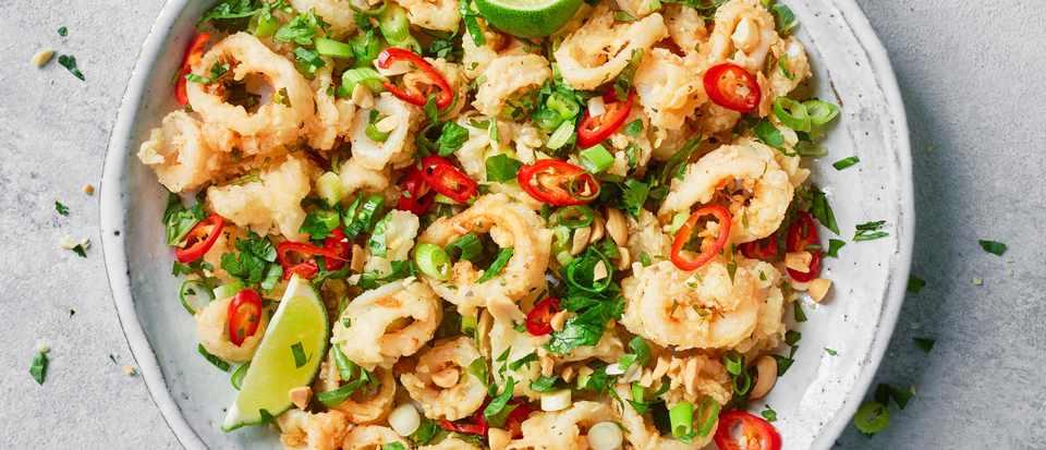 Calamari Recipe For Squid Rings