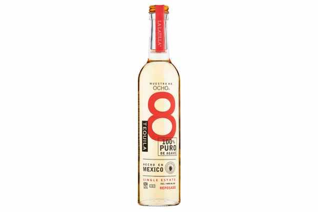 Ocho 8 Resposado Tequila
