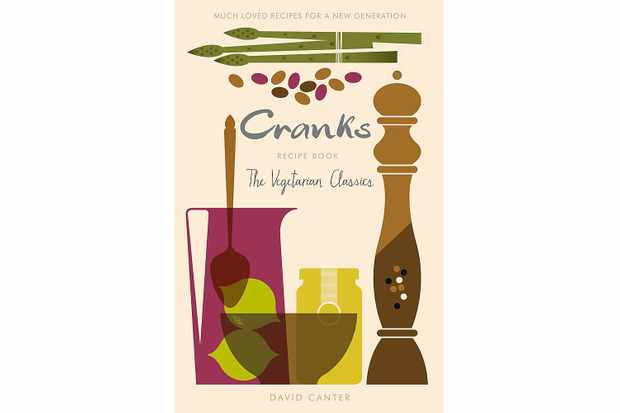 Cranks Recipe Book- The Vegetarian Classics, David Canter