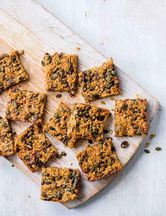 Healthy Flapjack Recipe For Fruity Oat Flapjacks