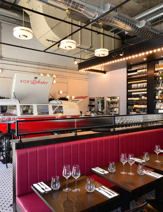 BOB's Lobster, London SE1: Restaurant Review