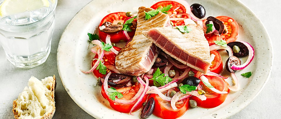 Easy Tuna Steak Recipes Olivemagazine