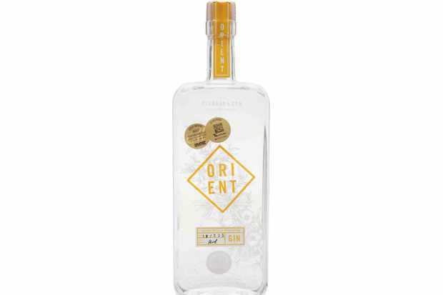 Orient Gin Pienaar and Son