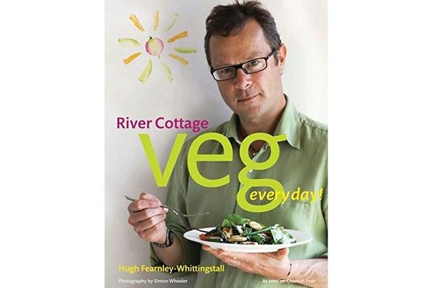 River Cottage Vegetarian Book