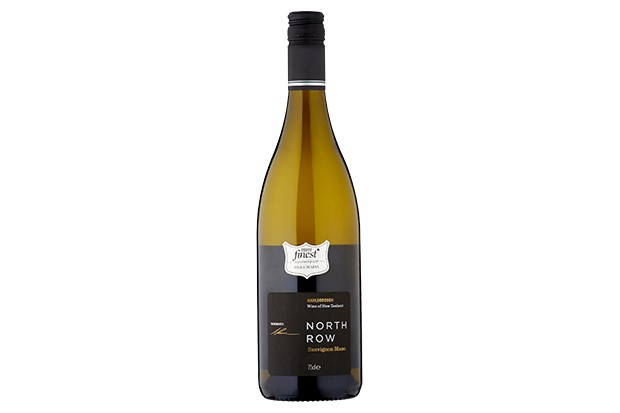 Tesco Finest North Row Vineyard Sauvignon Blanc