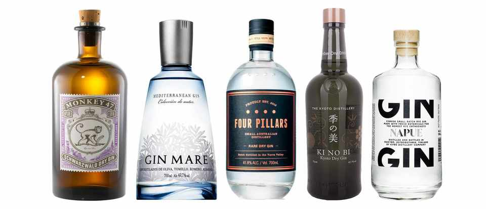 11 international gins to try