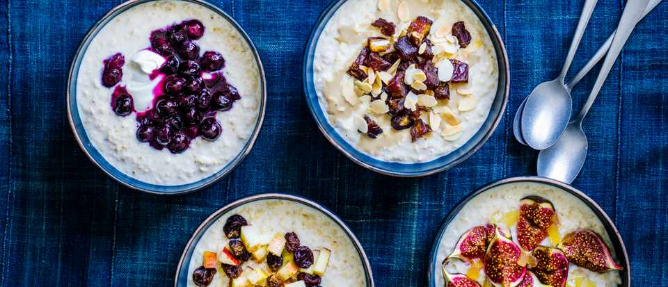 4 Quick and Easy Porridge Toppers To Perk Up Your Daily Oats
