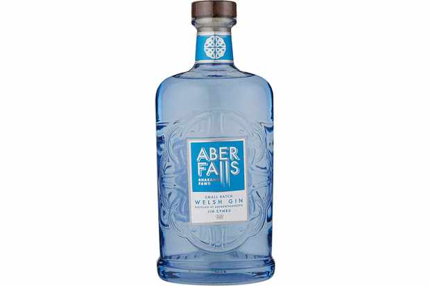 Aber Falls Welsh Gin
