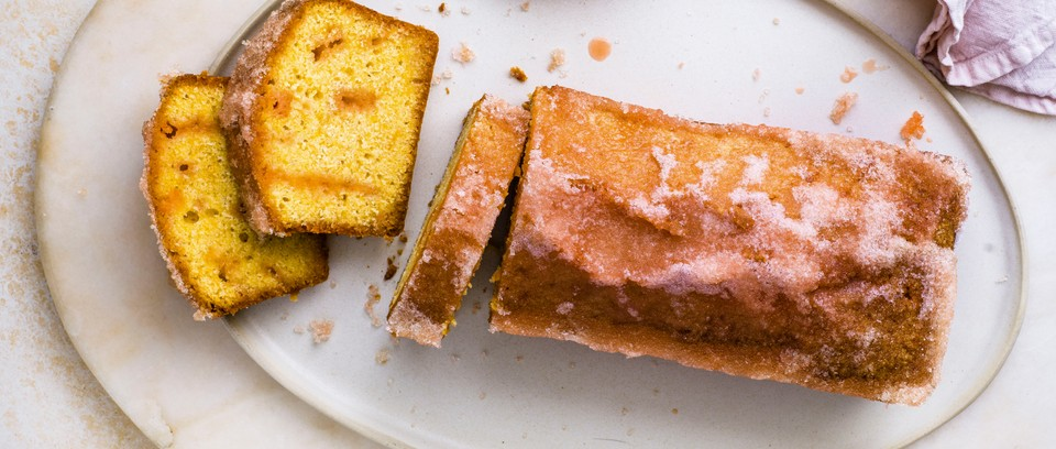 Orange Drizzle Cake Recipe For Aperol Cake - olivemagazine