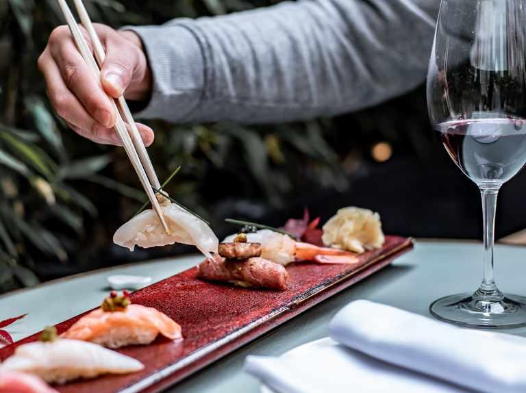 Best Japanese restaurants in the UK