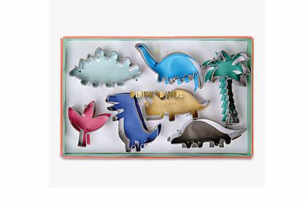 Meri Meri Dinky Dinosaurs Cookie Cutters