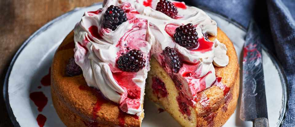 Easy summer cake recipes
