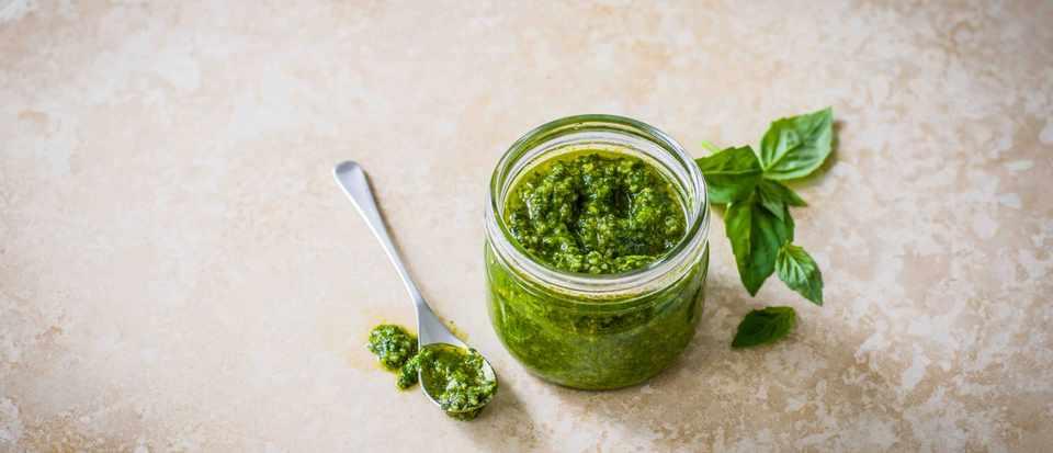 Easy Classic Pesto Recipe