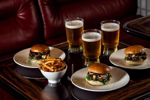Double Standard Bar Burgers and Beers