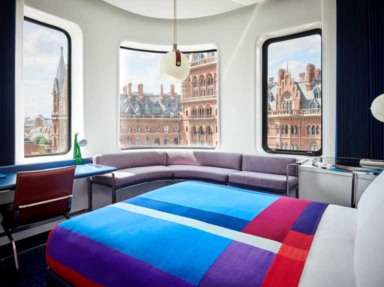 The Standard, London WC1: hotel and restaurant review