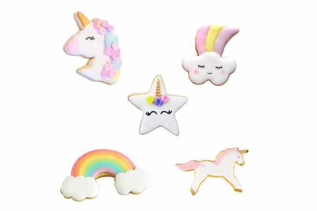 Unicorn Cookie Cutters
