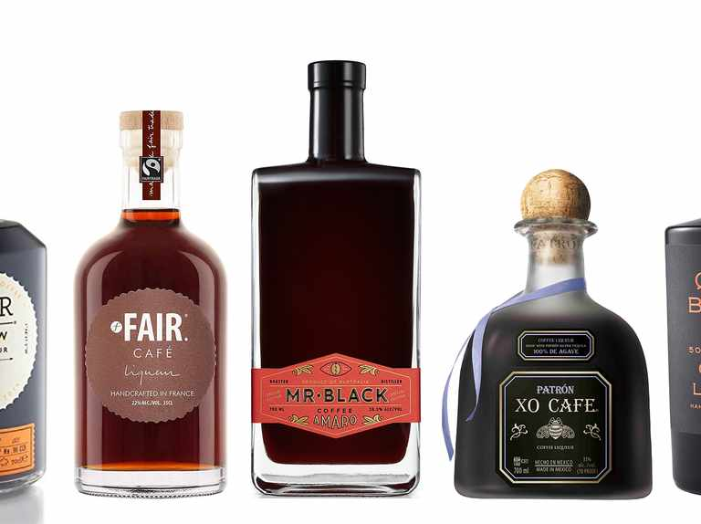 5 coffee liqueurs to try