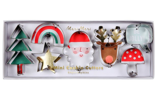 Meri Meri Christmas Cookie Cutters