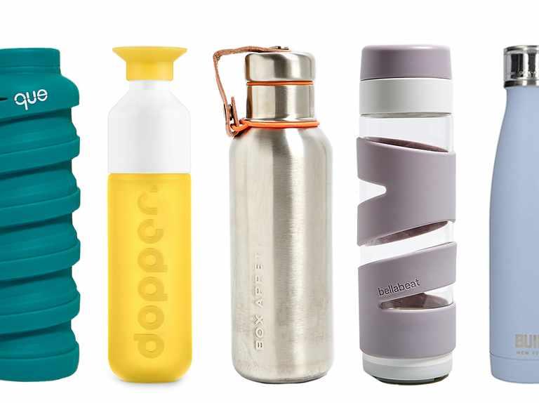 11 reusable water bottles to buy