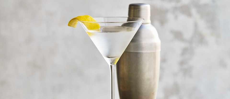 Sake Martini Cocktail Recipe