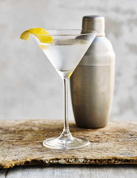 Sake Martini Cocktail Recipe