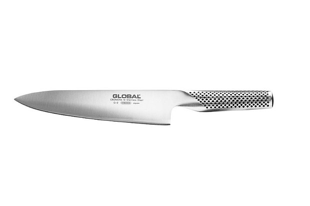 Global G2 stainless steel cook's knife