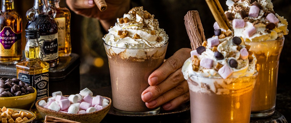 Luxury Hot Chocolate Recipe Olivemagazine