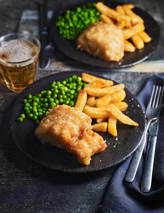 Beer-Battered Cod Recipe