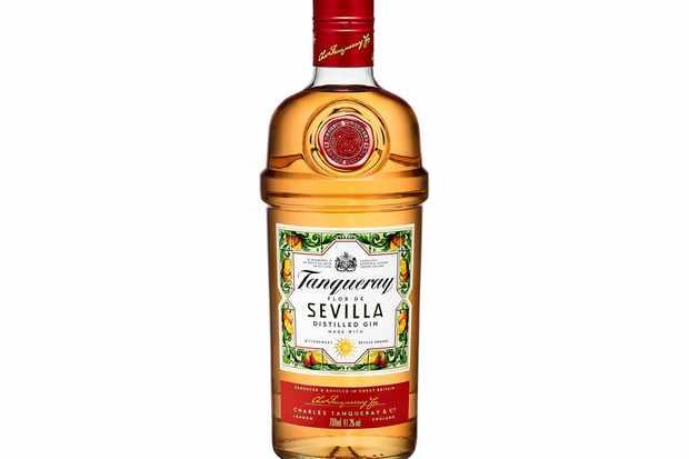 Tanquery Flor de Sevilla Bottle