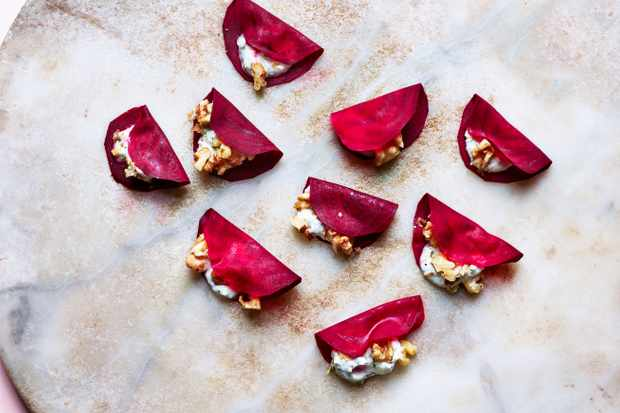 Easy Pickled Beetroot Taco Recipe
