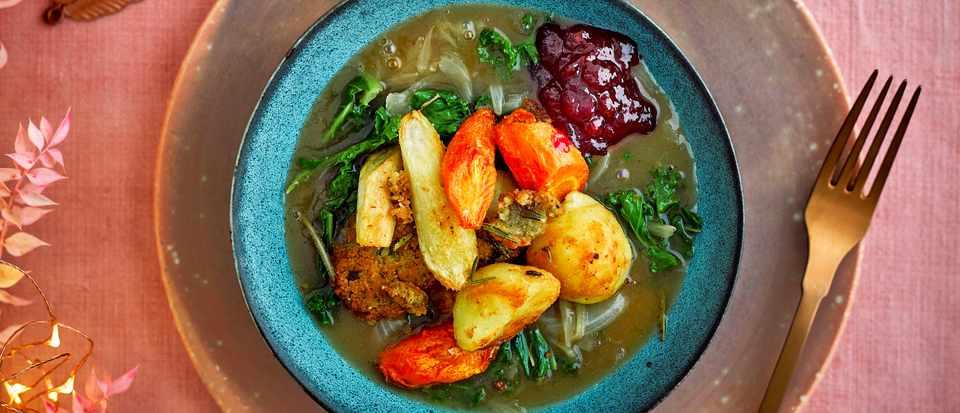 Vegan Christmas Roast Recipe