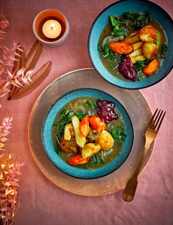 Vegan Christmas Roast Recipe
