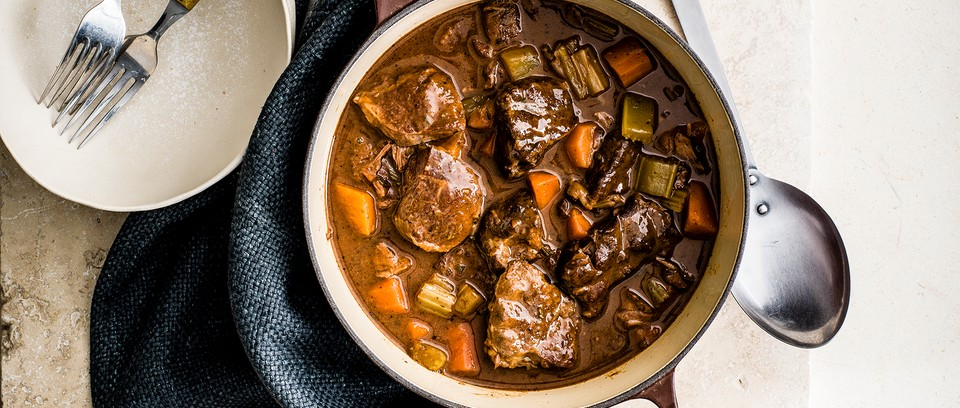 Slow Cooker Beef Stew Recipe Olivemagazine