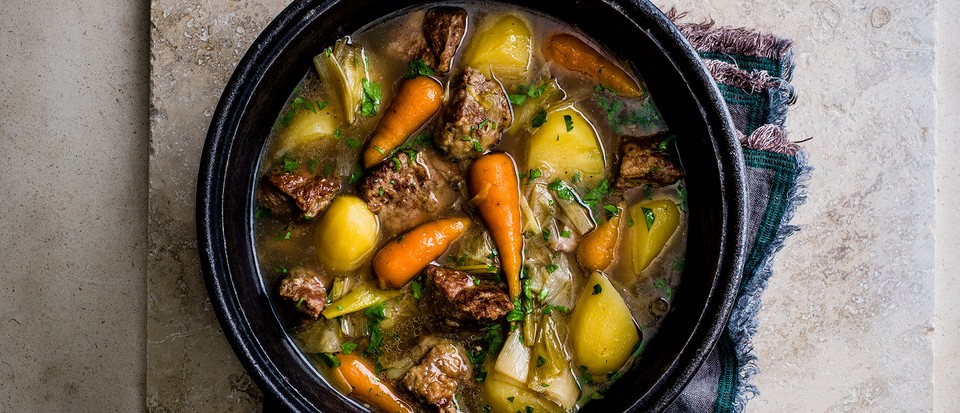 Slow Cooker Irish Stew Recipe Olivemagazine