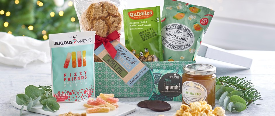 Best Vegan Hampers Olivemagazine