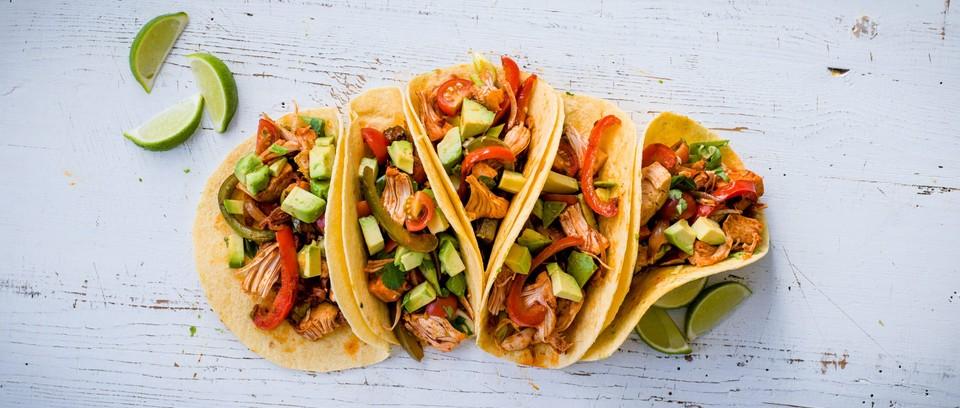 Vegan Jackfruit Tacos Recipe