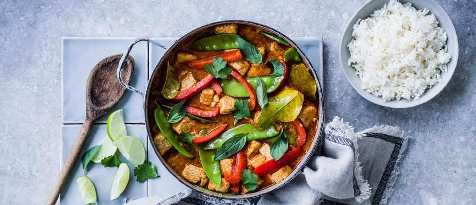 Easy vegan meal ideas