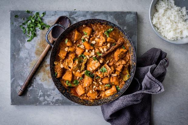 Vegan Jackfruit Curry Recipe