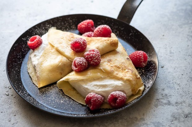 Best pans for pancakes