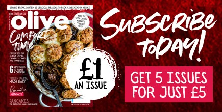 February issue footer promo