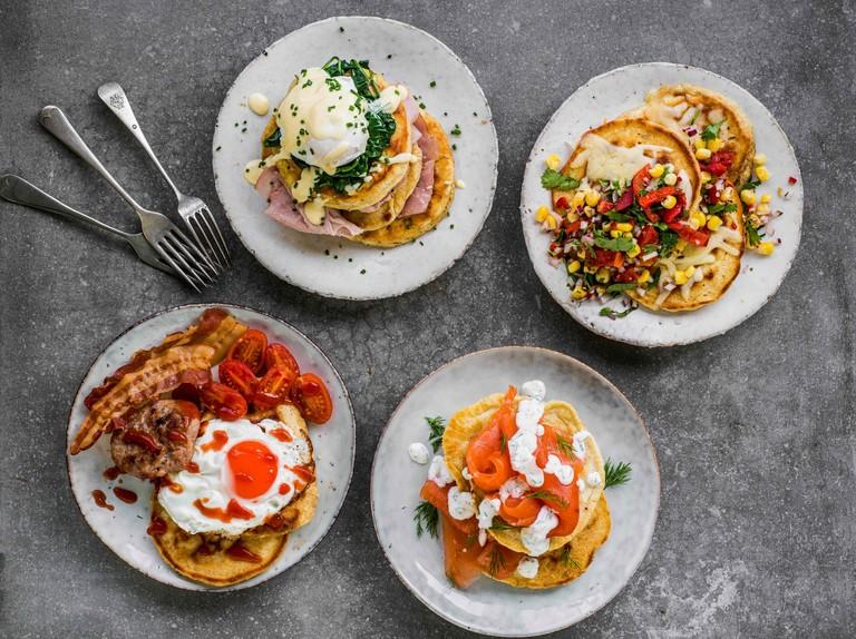 Easy Savoury Pancake Recipes Olivemagazine