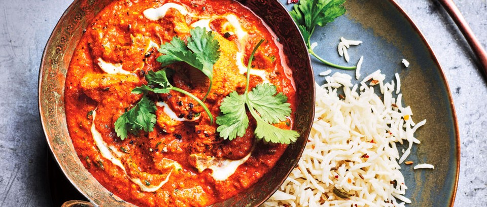 Healthy Chicken Tikka Masala Recipe Olivemagazine
